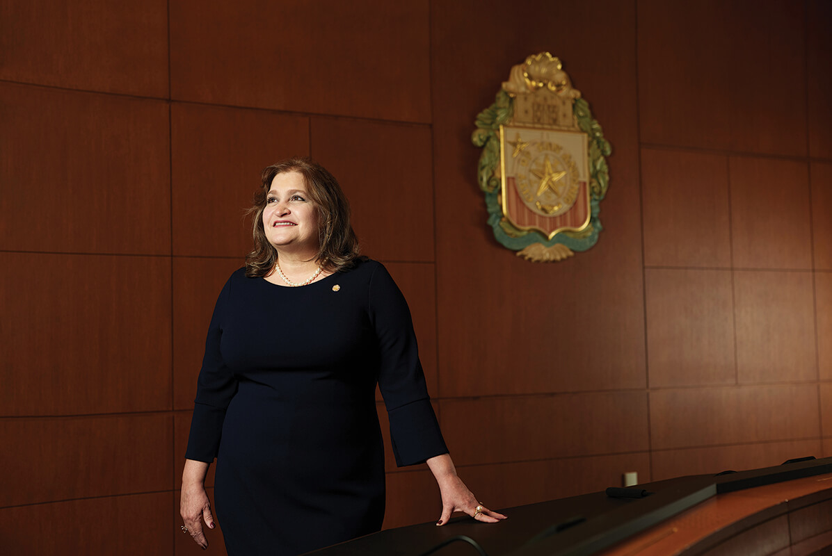 San Antonio's City Clerk uses Master of Jurisprudence degree to advance her career