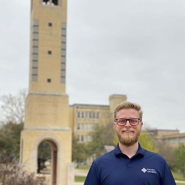 Adam Stevens Graduate Admission