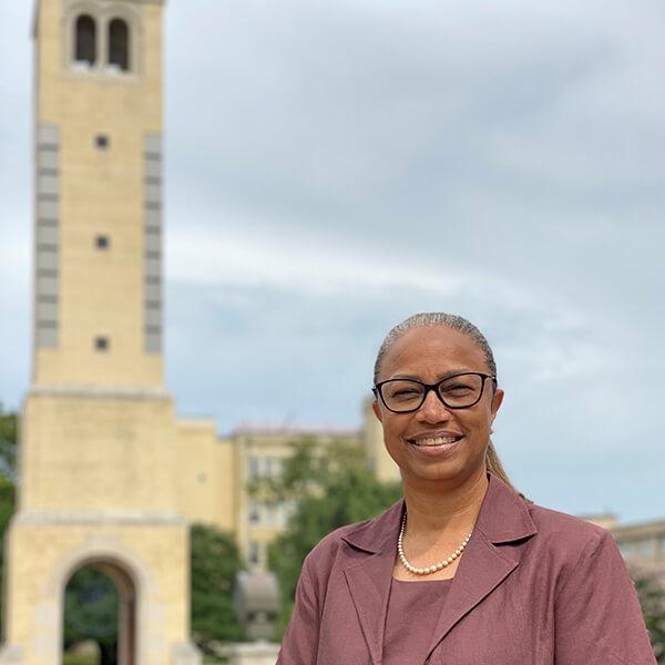 Kim Thornton Graduate Admission