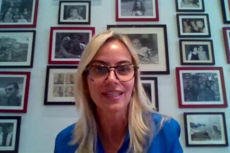 Angela Pegas, Partner, Servies Practive in Latin America, Egon Zehnder